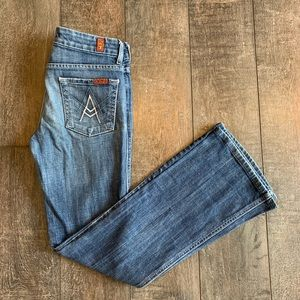 7 For All Mankind 'A-Pocket' Jeans